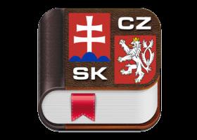 Knihy v Slovenčine a Češtině
